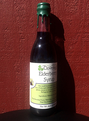 elderberry syrupSmall